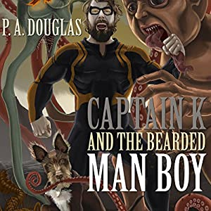Captain K and the Bearded Man Boy Audiobook