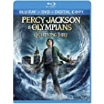 616m0Af9uvL. SL160 SS150  #7: Percy Jackson & the Olympians: The Lightning Thief [Blu ray]
