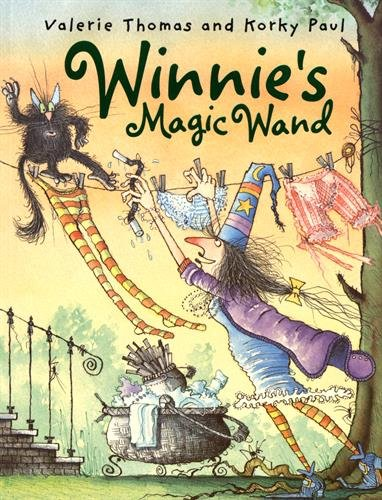 Winnie's Magic Wand with audio CD
