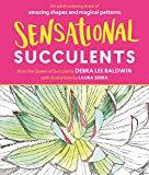 img - for Sensational Succulents: An Adult Coloring Book of Amazing Shapes and Magical Patterns book / textbook / text book