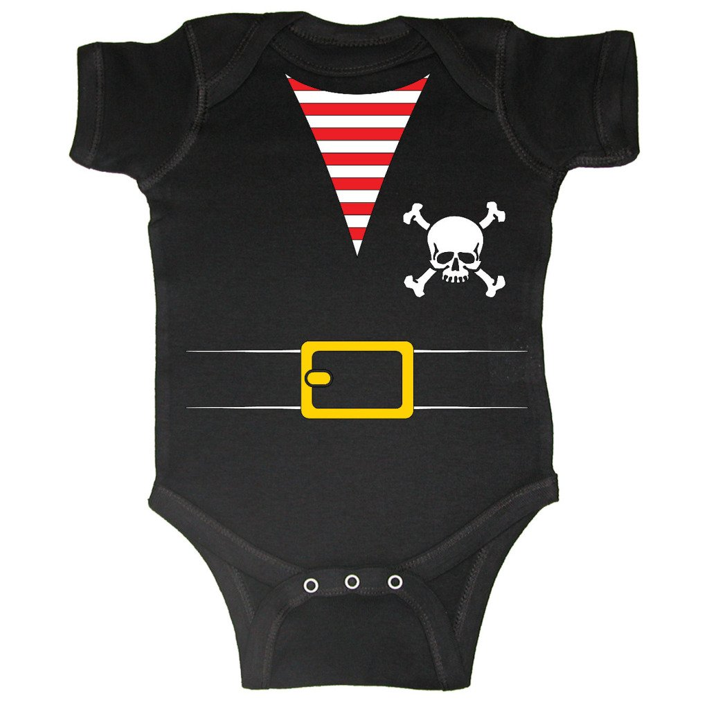 Baby boys Carter's nautical pirate crab anchor boat fish outfit EUC 6 months Items come from pet friendly smoke free home. Item inspected no flaws that I can see.