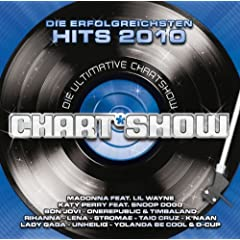 Die ultimative Chartshow - Hits 2010 [Explicit]