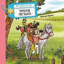 Rettung für Scout (Ein Fall für die Pony-Kommissare 2) (       gekürzt) von Belinda Rapley Gesprochen von: Sandra Keck