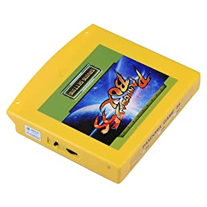Yang Arcade Jamma Board Pandora's Box 5S 999 Games Multi Game Arcade Machine Accessory DIY Kit Part Jamma PCB Classic Vintage Video Game Board, LCD and CRT VGA and CGA Part Pandora's Box 5S