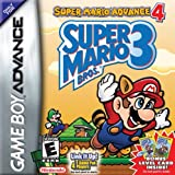 Video Games - Super Mario Advance 4: Super Mario Bros 3