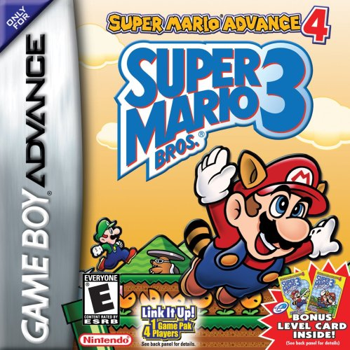 Super Mario Advance 4: Super Mario Bros 3 (Super Mario Brothers Gameboy compare prices)