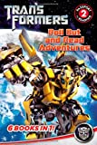 img - for Transformers: Roll Out and Read Adventures (Passport to Reading) book / textbook / text book
