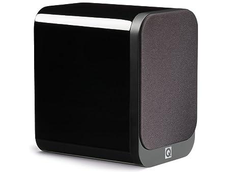 Q Acoustics 5036694039571 Enceinte pour MP3 & Ipod Noir