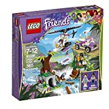 Jungle Bridge Rescue LEGO Friends 365 Pcs. Building Set