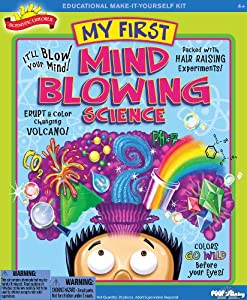 POOF-Slinky - Scientific Explorer My First Mind Blowing Science Kit, 11-Activities, 0SA221 from Scientific Explorer
