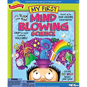 POOF-Slinky - Scientific Explorer My First Mind Blowing Science Kit, (11) Activities, 0SA221
