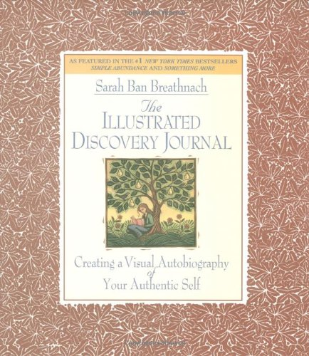 The Illustrated Discovery Journal: Creating A Visual Autobiography Of Your Authentic Self front-842941