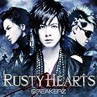 RUSTYHEARTS(初回限定盤A)(DVD付)
