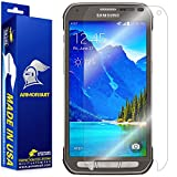ArmorSuit MilitaryShield - Samsung Galaxy S5 Active Screen Protector Anti-Bubble Ultra HD - Extreme Clarity & Touch Responsive Shield with Lifetime Free Replacements - Retail Packaging