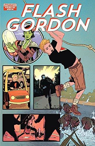 Flash Gordon Annual 2014: Digital Exclusive Edition (Jeff Gordon Shark compare prices)