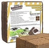 70 L Kokoseinstreu Bodengrund Terrarienerde für Reptilien - Kokoserde einfach