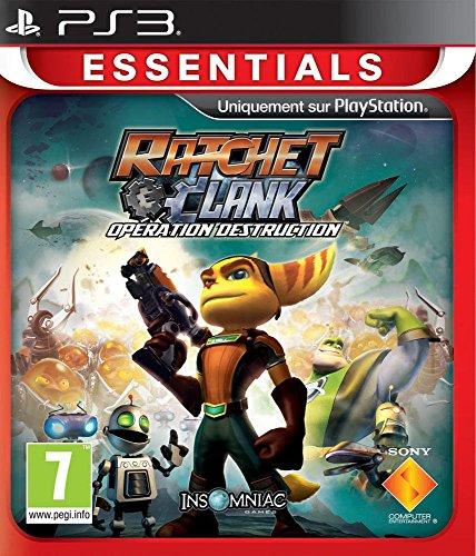 Ratchet & Clank : Opération Destruction Essential Collection