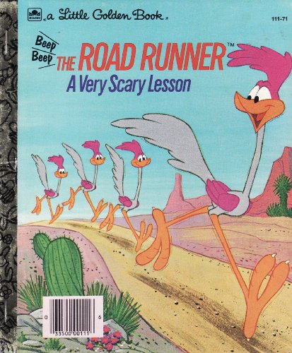 The Road Runner A very Scary Lesson 'Beep Beep', Russell K. Schroeder