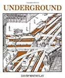 Underground (0395340659) by Macaulay, David