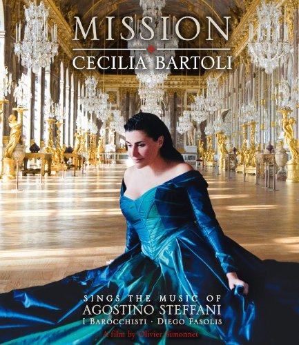 Cecilia Bartoli: Mission [DVD] [2012]