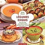 L�gumes exquis : Crus ou cuits pour f...