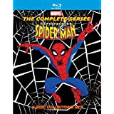 616nl6viCoL. SL500 SS160  The Spectacular Spider Man: The Complete Series Blu ray   Just $19.99!