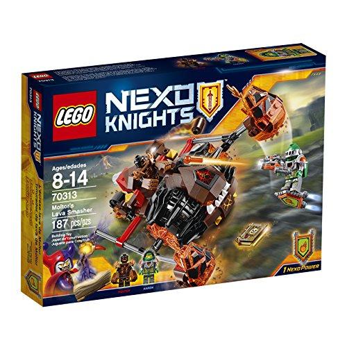 LEGO NexoKnights Moltor's Lava Smasher