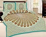 RISHABH DOUBLE BED SHEET