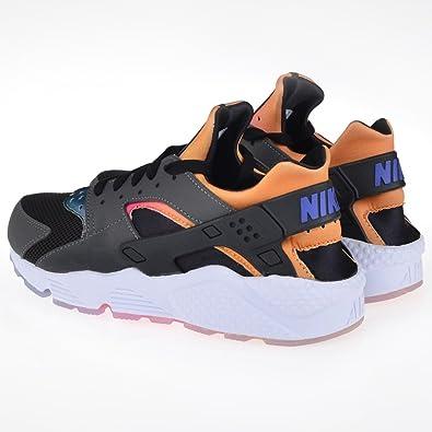 Nike Huarache Nere E Viola