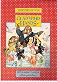 Clap Your Hands 1991 Early Reading Review TE (World of Reading Sterling Edition Silver Burdett Ginn)