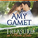 Treasure on Moon Lake: Love on the Lake Volume 1 Audiobook by Amy Gamet Narrated by Eva Kaminsky