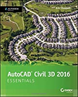 AutoCAD Civil 3D 2016 Essentials Front Cover