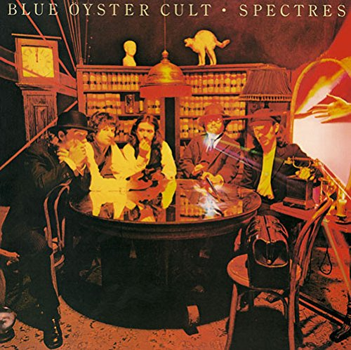 Original album cover of SPECTRES(remaster)(reissue)(BLU-SPEC CD2)(+bonus) by Blue Oyster Cult