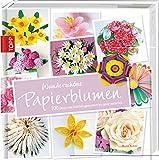 Blumen basteln bastelvorlagen f r papierblumen und for Klebefolie gemustert