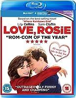 Love, Rosie [Blu-ray + UV Copy]