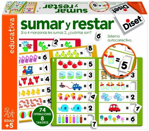 Diset 63731 - Sumar Y Restar