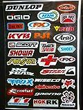 Planche de 30 Stickers