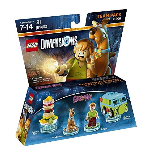 Lego Dimensions Team Pack - Scooby-Doo!