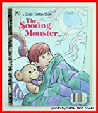 img - for The snoring monster (A Little Golden book) book / textbook / text book