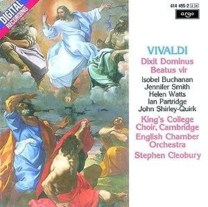 Vivaldi:Dixit Dominus