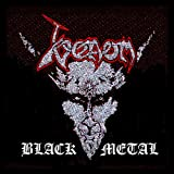 Venom - Patch Black Metal (in 10 cm x 10 cm)