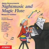Nightmusic and Magic Flute. Mozart for children. CDby Marko Simsa