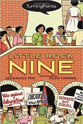 Little Rock Nine (Turning Points) written by Marshall Poe