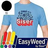 SISER EasyWeed Heat Transfer Vinyl (HTV), 10