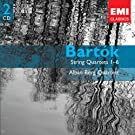 Bartok : Quatuors � cordes n�1 � 6
