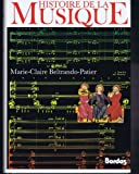 HISTOIRE DE LA MUSIQUE    (Ancienne Edition)