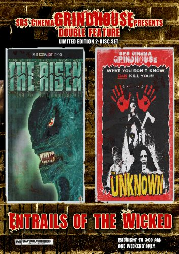 Grindhouse Double Feature: Entrails Of The Wicked -The Risen/The Unknown [Edizione: Regno Unito]