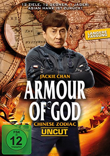 Armour of God - Chinese Zodiac (Uncut)