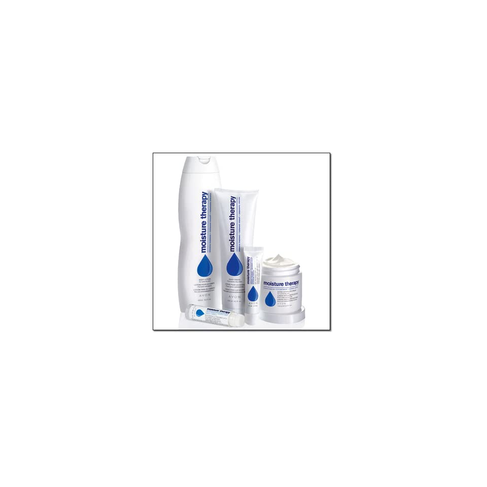 Avon Moisture Therapy Intensive Lip Moisturizer SPF 15 (5 Moisturizers)