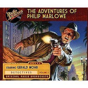 The Adventures of Philip Marlowe, Volume 3 Radio/TV Program